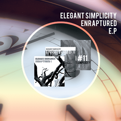 Enraptured EP - Front Cover